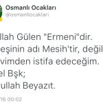 Fetullah Gülen+Almanya+yarına bakış+hasan türksel ittifakı saldırıda!