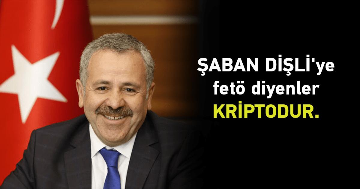 Tebrikler Şaban Dişli!