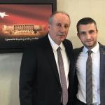 Osmanlı Ocaklarından CHP'ye ziyaret