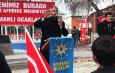 Osmanlı Ocakları, Hınıs'ta Afrin için yürüdü…